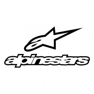 Alpinestars Vinyl Sticker (Type 1)