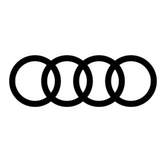 Audi Rings Vinyl Sticker