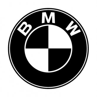 BMW Vinyl Sticker