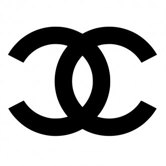 Coco Chanel CC Vinyl Sticker
