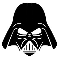 Darth Vader Sticker