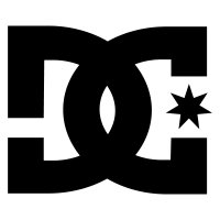 DC Shoes Vinyl Sticker