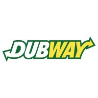 Dubway Vinyl Sticker