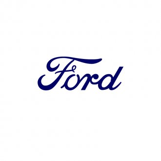 Ford Text Vinyl Sticker