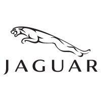 Jaguar Logo Vinyl Sticker (Type 1)