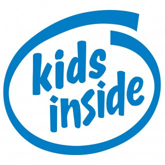 Kids Indside Vinyl Sticker