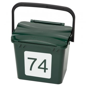Mini Bin Numbers (Square)