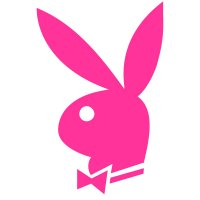 Playboy Bunny Vinyl Sticker
