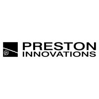 Preston Innovations Fishing Logo Vinyl Sticker