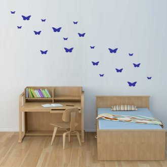 Vinyl Wall Art Butterfly Stickers