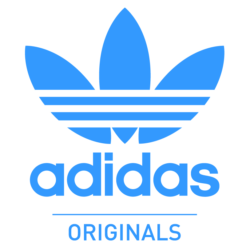 Adidas originals vinyl sticker
