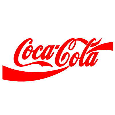 Coca Cola 1 Vinyl Sticker
