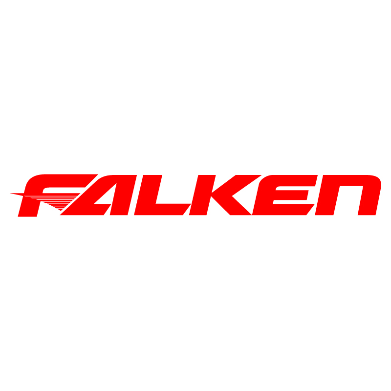 Falken Vinyl Sticker (Type 3)