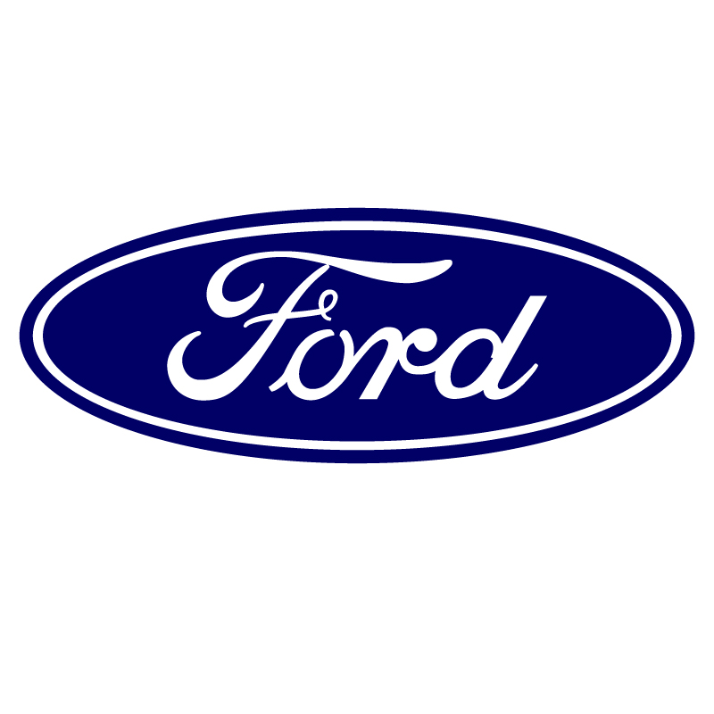 Ford Vinyl Sticker