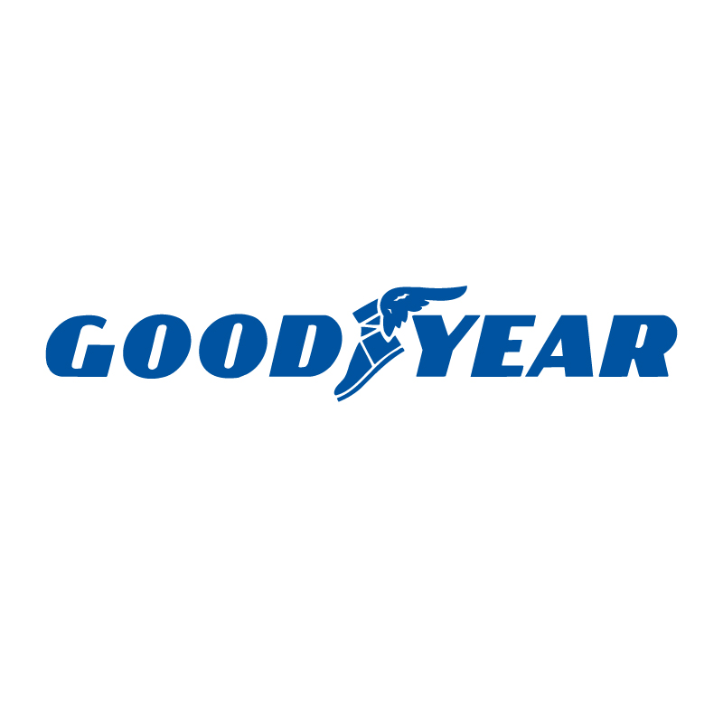 Goodyear Vinyl Sticker