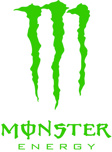 Monster Energy Vinyl Sticker 163 1 99 Blunt One