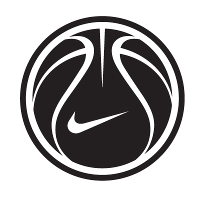 Nike Basketball Vinyl Sticker