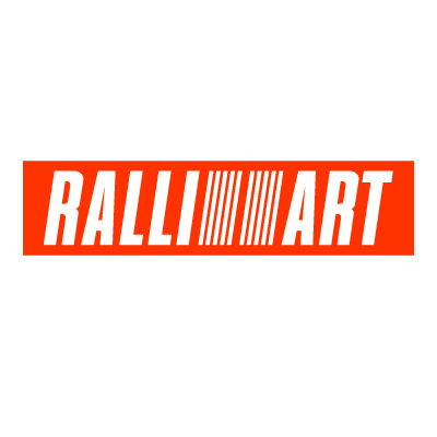 Ralliart Vinyl Sticker 1
