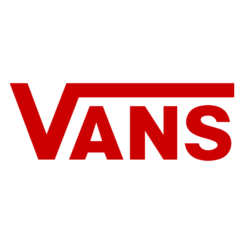 Vans Shoes Vinyl Sticker